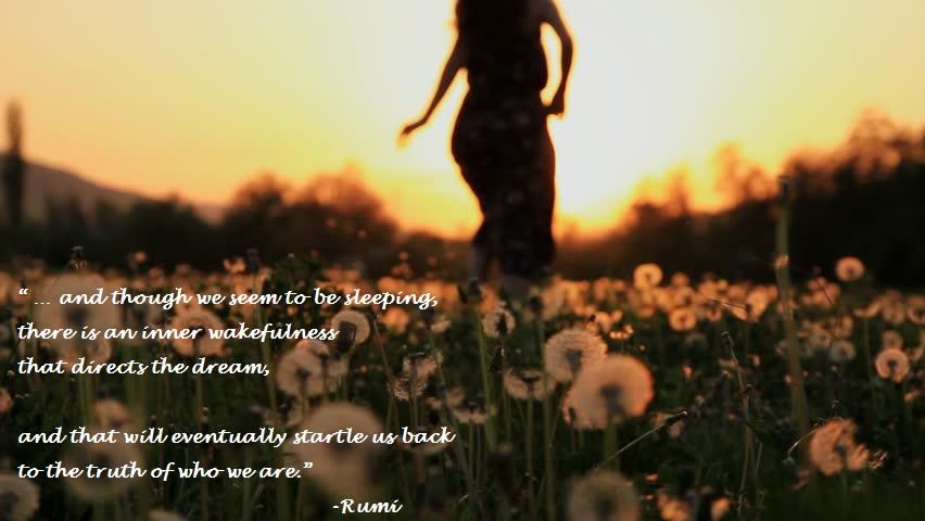 Waking-Spiritually-Rumi-Dream-Interpreted